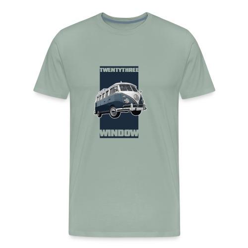 TWENTYTHREE WINDOW - Men's Premium T-Shirt