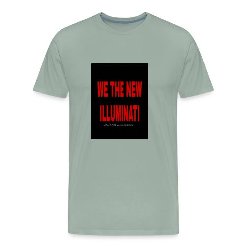 WE THE NEW ILLUMINATI - Men's Premium T-Shirt