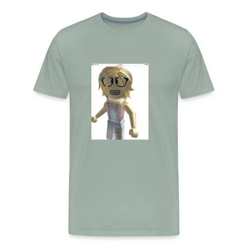 Kelly mug - Men's Premium T-Shirt