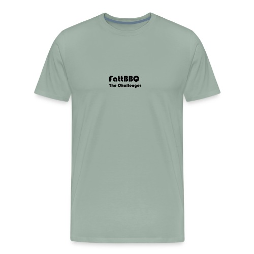 FattBBQ - Men's Premium T-Shirt