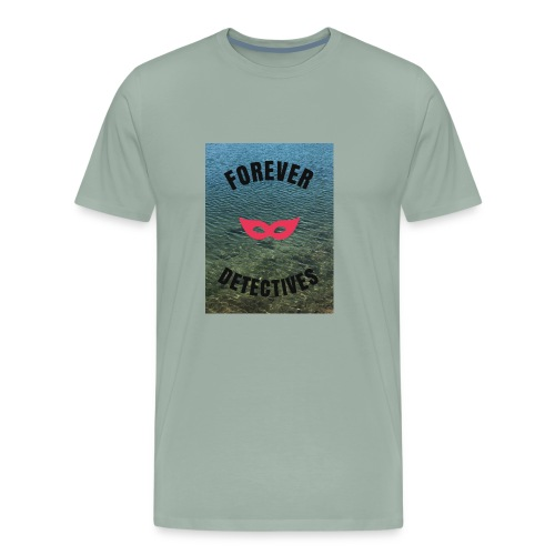 forever detectives - Men's Premium T-Shirt