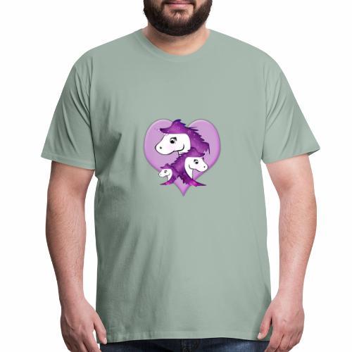 Unicorn Family - Men's Premium T-Shirt