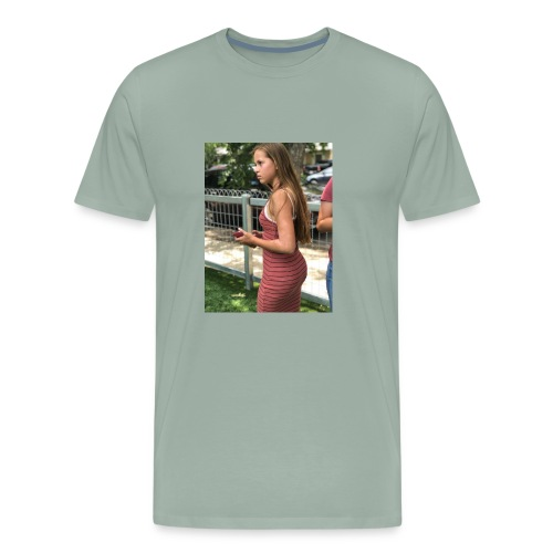 C837EF72 C948 41B1 8493 81AF98AF04C4 - Men's Premium T-Shirt