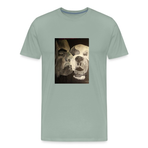 Mike Decker & Stoney Bear - Men's Premium T-Shirt