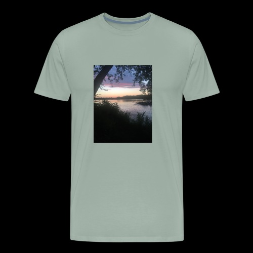 Lake - Men's Premium T-Shirt
