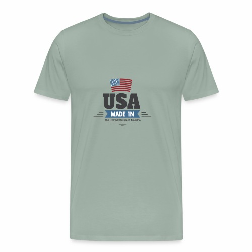 America USA - Men's Premium T-Shirt