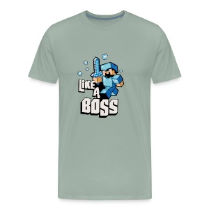 Steve Adventure - Men's Premium T-Shirt