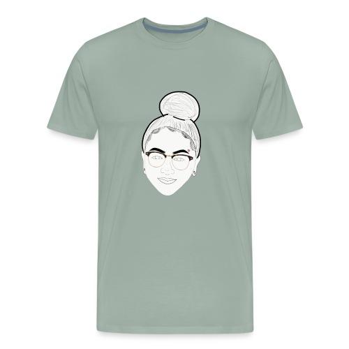 Leanne Paul Face Logo - Men's Premium T-Shirt