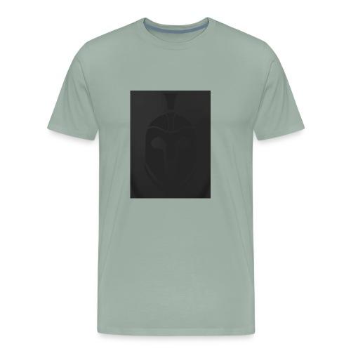 Face Brand of the Label - Men's Premium T-Shirt