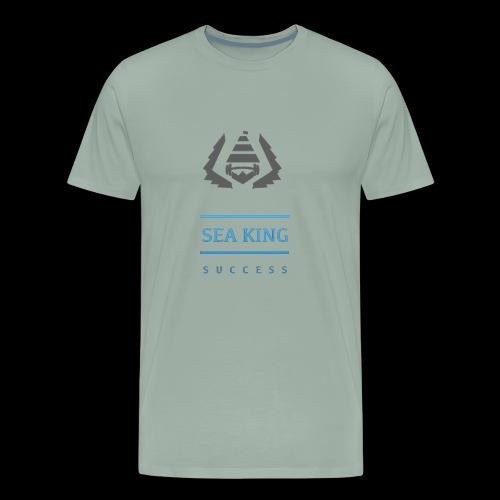 Sea king - Men's Premium T-Shirt