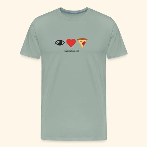 Buy Me Pizza - Men's Premium T-Shirt