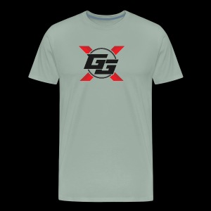 GG Logo - Men's Premium T-Shirt