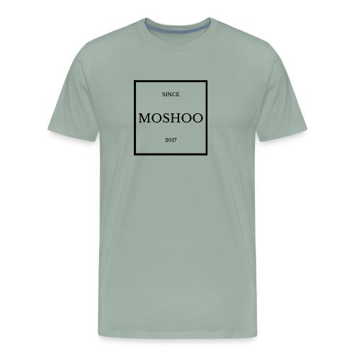 MOSHOO, SINCE 2017 ( moshoo brand ) - Men's Premium T-Shirt