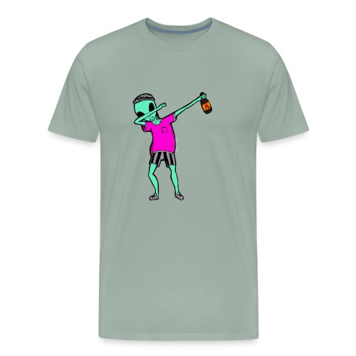 Marcianito Skere - Men's Premium T-Shirt