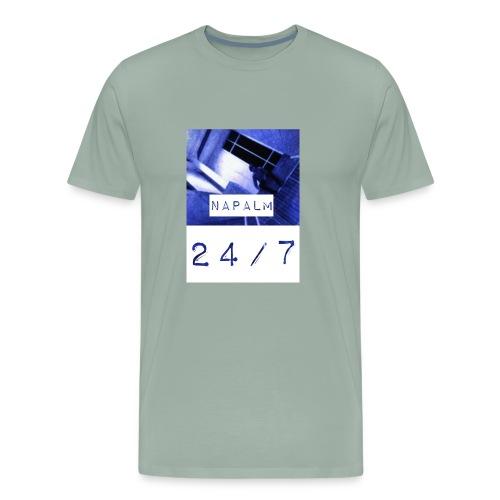 24/7 - Men's Premium T-Shirt