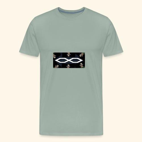 oh wow - Men's Premium T-Shirt