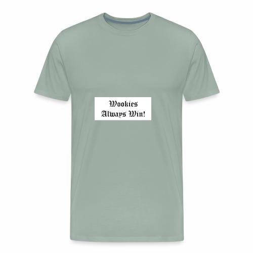 Wookie - Men's Premium T-Shirt