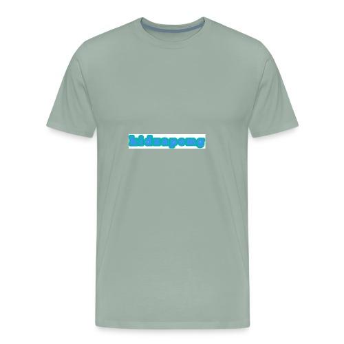 Kidzapomg nation - Men's Premium T-Shirt
