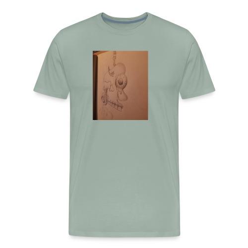 The Art Of Victory - Men's Premium T-Shirt