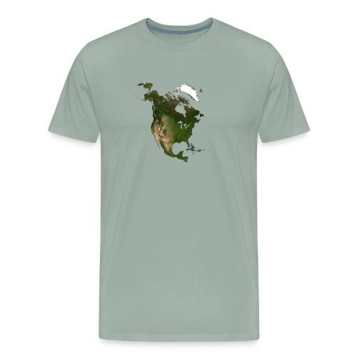 North America - Men's Premium T-Shirt