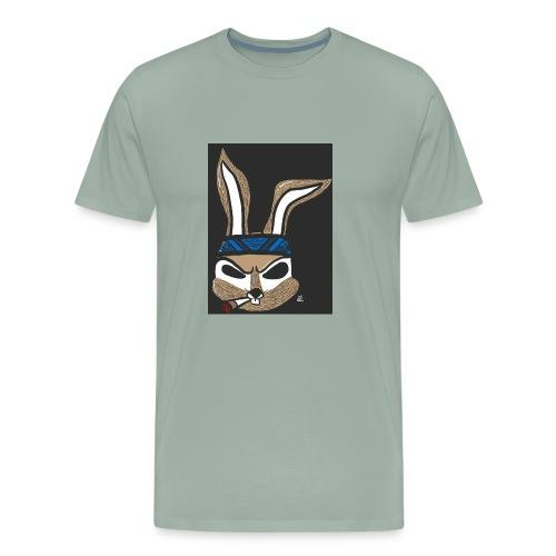 Bada$$ Bunny - Men's Premium T-Shirt
