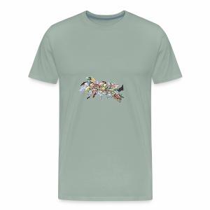 CanvasShirt - Men's Premium T-Shirt
