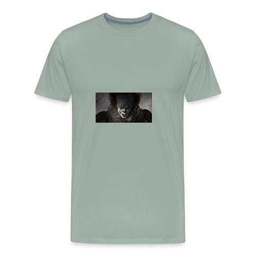 IT movie Pennywise tshirt - Men's Premium T-Shirt