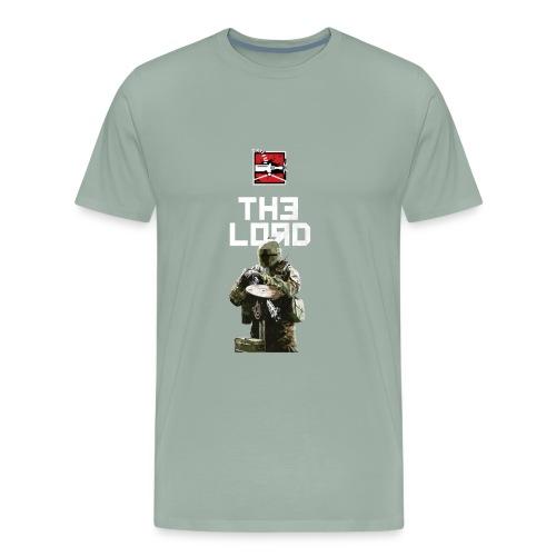 Lord Tachanka logo - Men's Premium T-Shirt