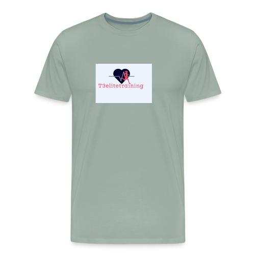 T3EliteTraining - Men's Premium T-Shirt
