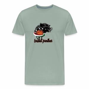 Basket panther shirts - Men's Premium T-Shirt