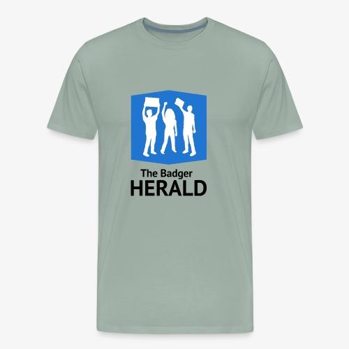 Blue Logo - Men's Premium T-Shirt