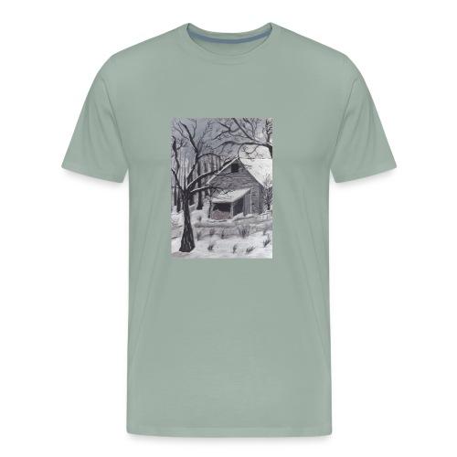 IMG 20171222 0002 - Men's Premium T-Shirt