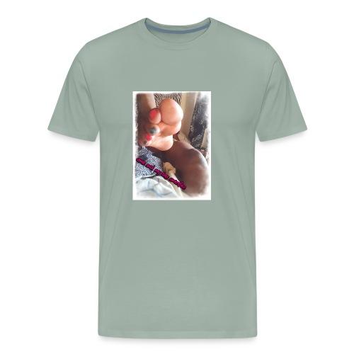 Sexy Toes - Men's Premium T-Shirt