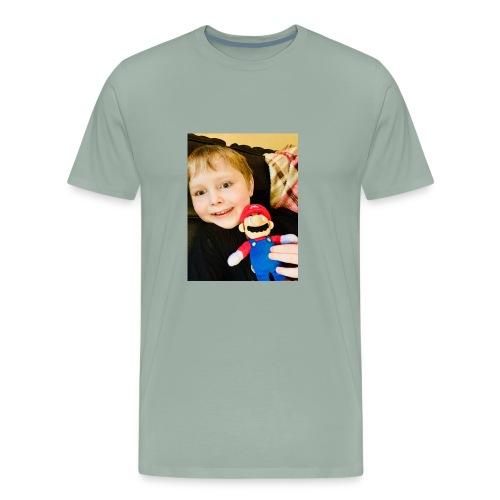 7A64EB6C 0D91 408A AC26 6EFC3A47AA73 - Men's Premium T-Shirt