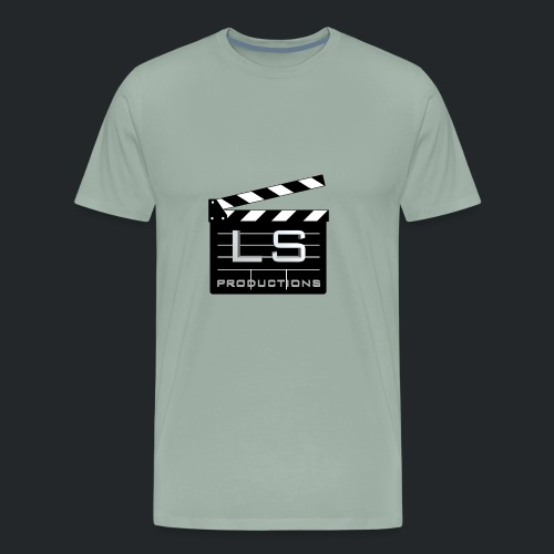 Lark Shark Logo - Men's Premium T-Shirt