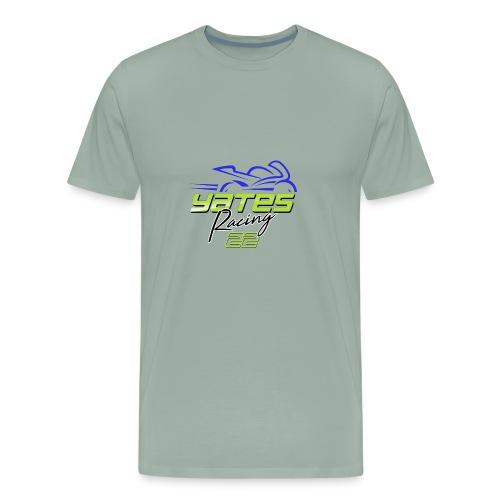 Yates Racing - Men's Premium T-Shirt