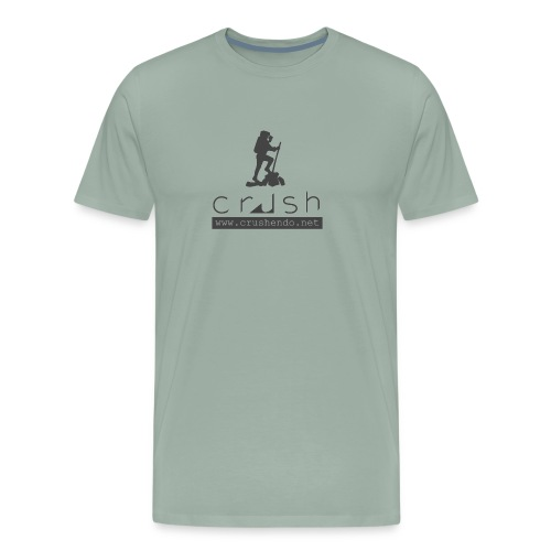 Crush Hiker - Men's Premium T-Shirt