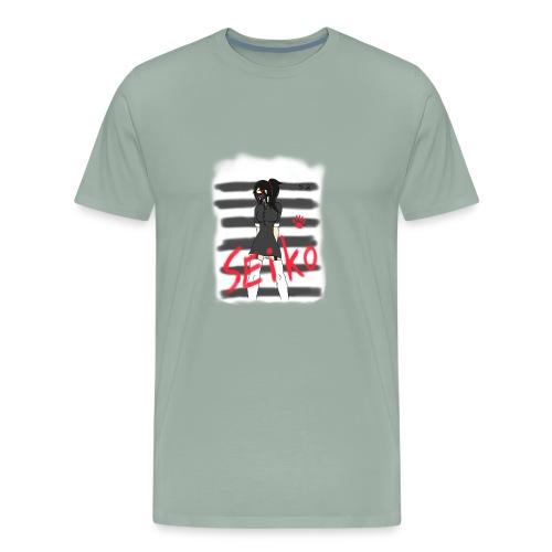Seiko - Men's Premium T-Shirt