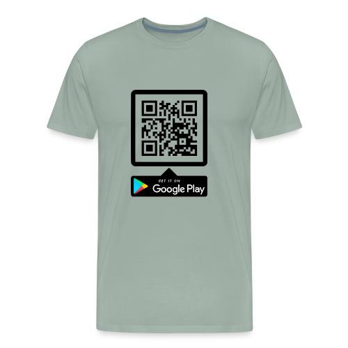 QR GTP - Men's Premium T-Shirt