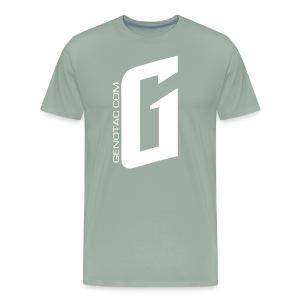 White G - Men's Premium T-Shirt