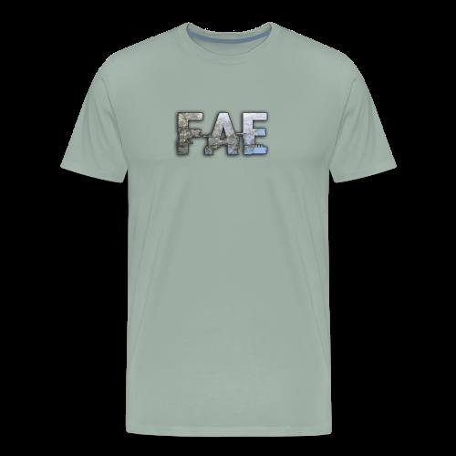 Fae Logo - Blooming Tree - Men's Premium T-Shirt
