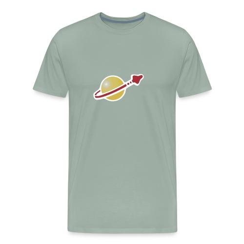Lego Space Logo - Men's Premium T-Shirt