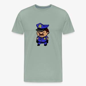 Tiny Cop - Men's Premium T-Shirt
