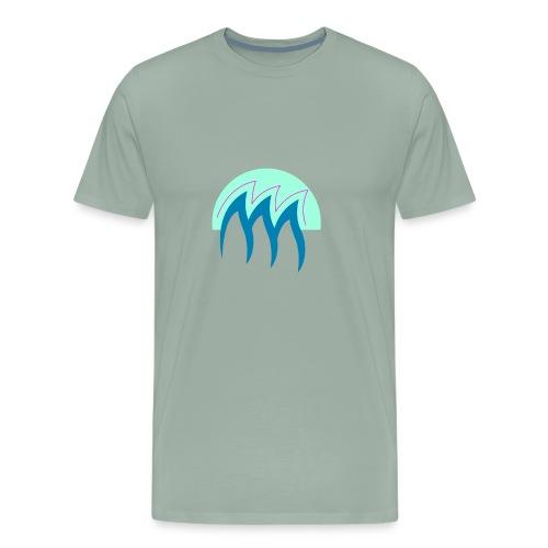Letter M - Men's Premium T-Shirt