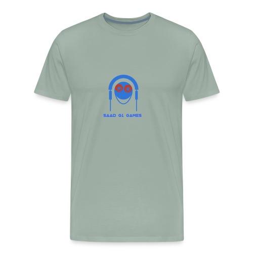 Head set guy - Men's Premium T-Shirt