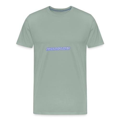 Cool 3D text merchandise - Men's Premium T-Shirt