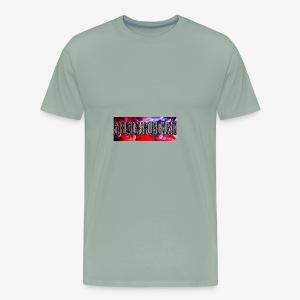 518 Whirl Design - Men's Premium T-Shirt