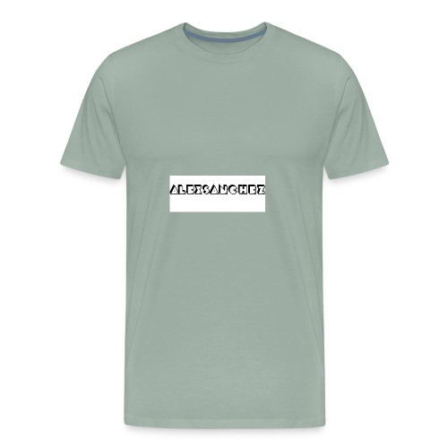 Because my dream is to have my name on some merc - Men's Premium T-Shirt