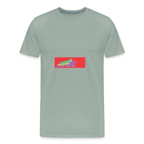 watch your self - Men's Premium T-Shirt
