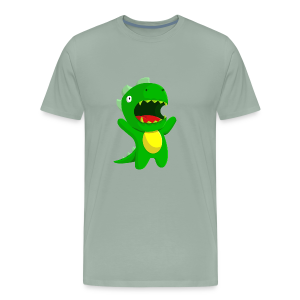 DINOSAUR - Men's Premium T-Shirt